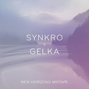 SYNKRO X GELKA - New Horizons Mixtape