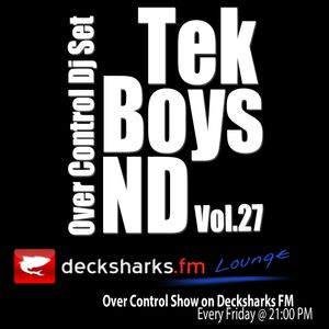 TekBoys ND - Over Control Vol.27