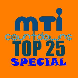 MTI Top 25 August 2012 Special (Best modern Christmas hits, 80's to now)