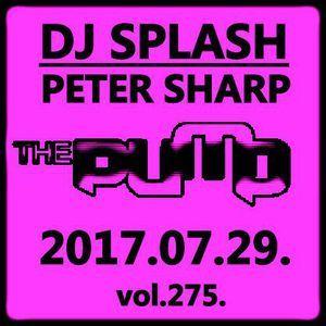 Dj Splash (Peter Sharp) - Pump WEEKEND 2017.07.29.