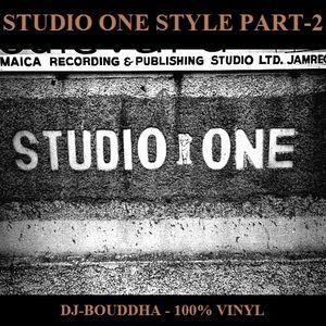 STUDIO ONE STYLE PART-2 - DJ-BOUDDHA