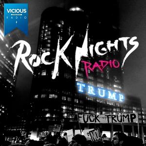 Rock Nights Radio Vol.161 - Hugo Le-Loup
