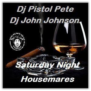 Dj Pistol Pete & Dj John Johnson (SNH 5-21-16)