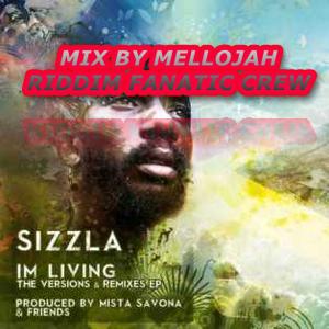 A Living Riddim(2014) Mix By MELLOJAH RIDDIM FANATIC CREW