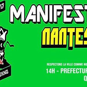 Manifestive Nantes