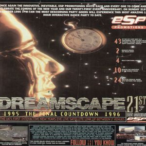 Easygroove Dreamscape 21 1995 The Final Countdown 1996