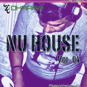 Nu House Vol. 4  (Feel My Soul)  Mix By Luis Ortega