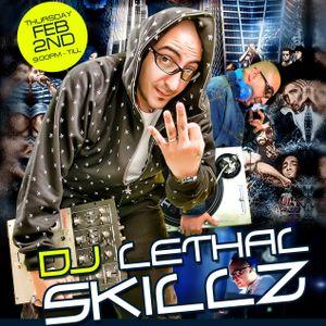 DJ Lethal Skillz - Pasta Mix (Commercial, on A dance tip!)