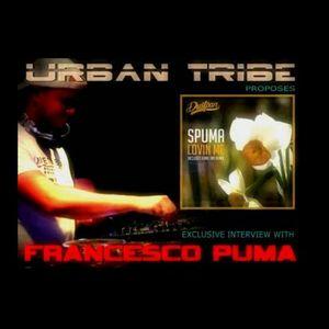 Urban Tribe Radio Show - Francesco Puma (Dustpan Recordings) interview