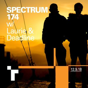 Spectrum 174 with Laurie Charlesworth - 12 September 2018