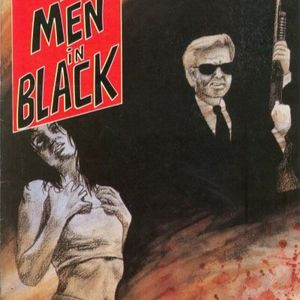 45 - Men In Black #1, The First Appearance Of The Men In Black (w/ special guest Will Smith)
