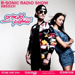 B-SONIC RADIO SHOW #331 by Arnold Palmer