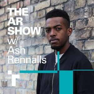 The AR Show with Ash Renalls-8 June 2018
