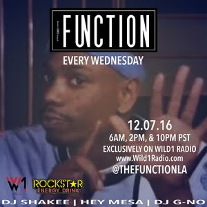 The Function (Episode 49) with DJ SHAKEE, HEY MESA, & DJ GNO