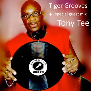Tiger Grooves Live Radio Show Mix Plus Tony Tee Special Guest Mix Barcelona City FM  12th Jan 2017