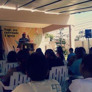 Culto Dominical 1 de Julho de 2012