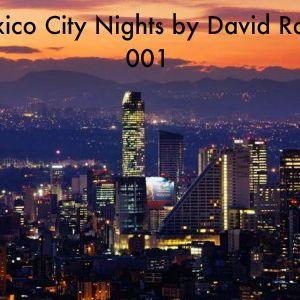 Mexico City Nights 001 by David Romo