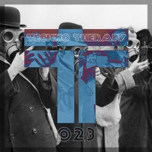Alex Shinkareff - Techno Therapy 023 [17.10.15]