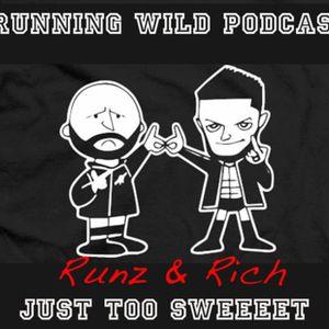 Running Wild Podcast:  Bobby Roode & EY, Wrestlemania, Aztec Warfare & More