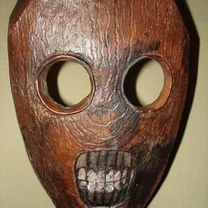 The mask. Part 2.