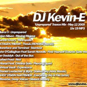 Trance Mix - May 2009