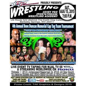 Wrestle Talk with Rick, Joe and René - Colossal Clash