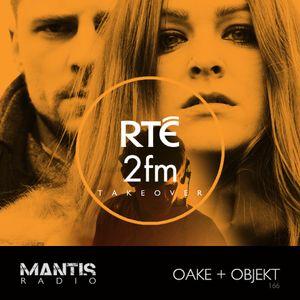 Mantis Radio 166 + OAKE + Objekt