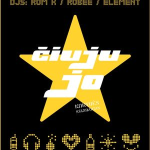 05. Dj Robee & Element 2007.01.12 (Ciuju Jo # 18 @ Men's Factory)