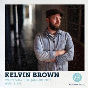 Kelvin Brown 18th January 2017