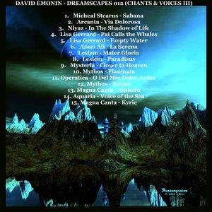 David Emonin - Dreamscapes 012