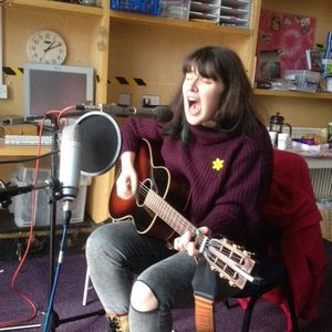 Steve's Folk Show - Lucy Ward Special - Lucy playing and chatting live in the studio