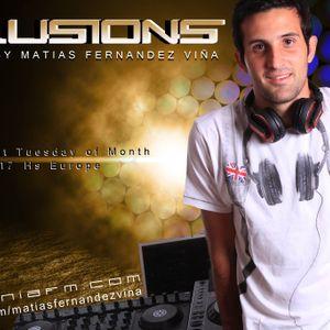 Illusions Vol 026 on Insomnia -  Matias Fernandez Viña