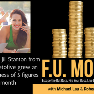 21: How Josh and Jill Stanton from screwtheninetofive grew an internet business of 5 figures per mon