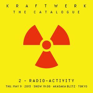 Kraftwerk - Akasaka Blitz, Tokyo, 2013-05-09 - Part 2 of 2