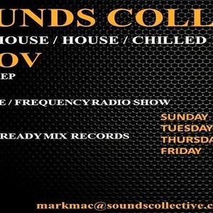 The Sounds Collective With Mark Mac - guest mix by Max Popov (2016) (cut)