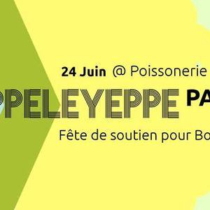 YOPPELEYEPPE: Une soirée de solidarité!