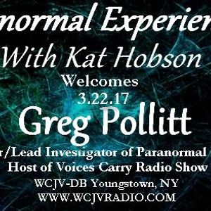 Paranormal Experienced with Host Kat Hobson_20170322_Greg Pollitt