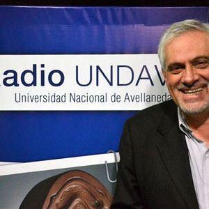 Entrevista al periodista y locutor Mario Giorgi, conductor de  #Perfiles en la UNDAV