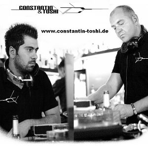 Constantin & Toshi in the Mix 6.2011