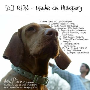 dj run - made in hungary (2003)