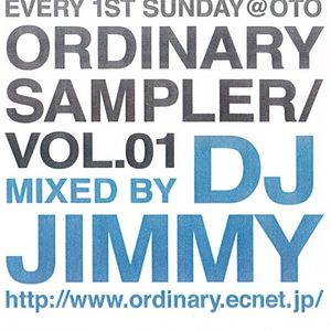 DJ Jimmy 「ORDINARY  mixCD  vol.1」