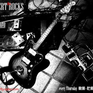 """From Desert to Rocks"" every Thursday 00:00 - 02:00 (GMT+2H) @ www.barflyradio.com 14/5/2015"