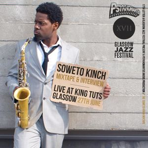 The Official Soweto Kinch Mixtape mixed by DJ Psykhomantus