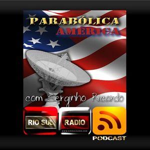 Podcast Rio Sul Radio Parabolica America 09-JULHO-2017