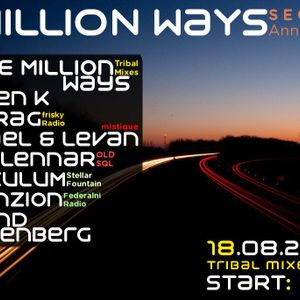 MiraculuM - 3 Million Ways 2nd Anniversary Guestmix @ TM-Radio