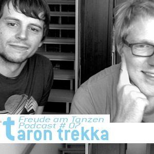 Taron-Trekka - Freude am Tanzen Podcast 07