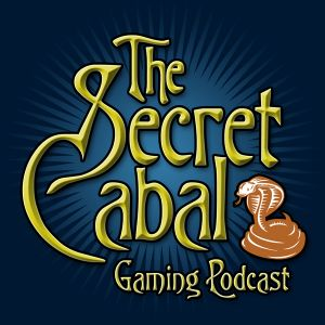 Episode 23: Nuns on the Run, The Secret Cabal Playlist and The RPG Characters We Like To Play
