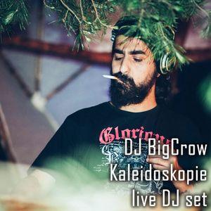 BigCrow - Live DJ set @ Kaleidoskopie - 10years of Psy Quest