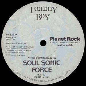 Dj Hutch Classic Hip Hop Mix Part 1 (Planet Rock, Play at