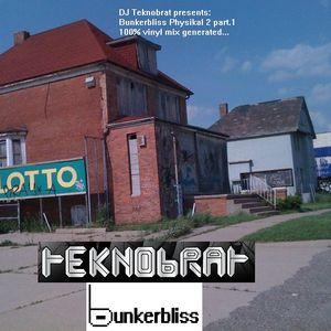 DJ TEKNOBRAT presents: Bunkerbliss Physikal part.1